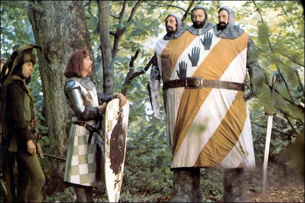 Die Ritter der Kokosnuss : Bild