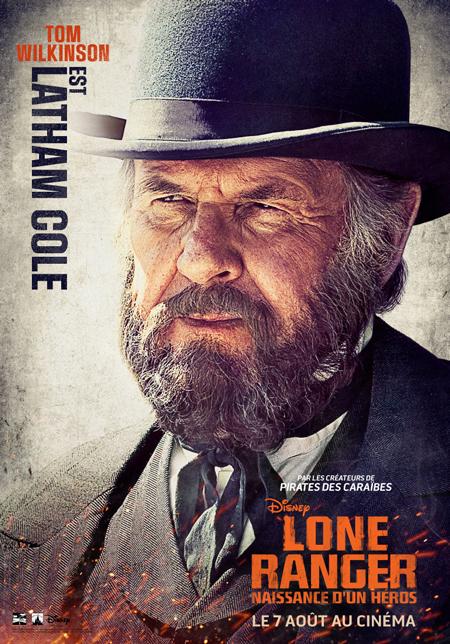 Lone Ranger : Kinoposter